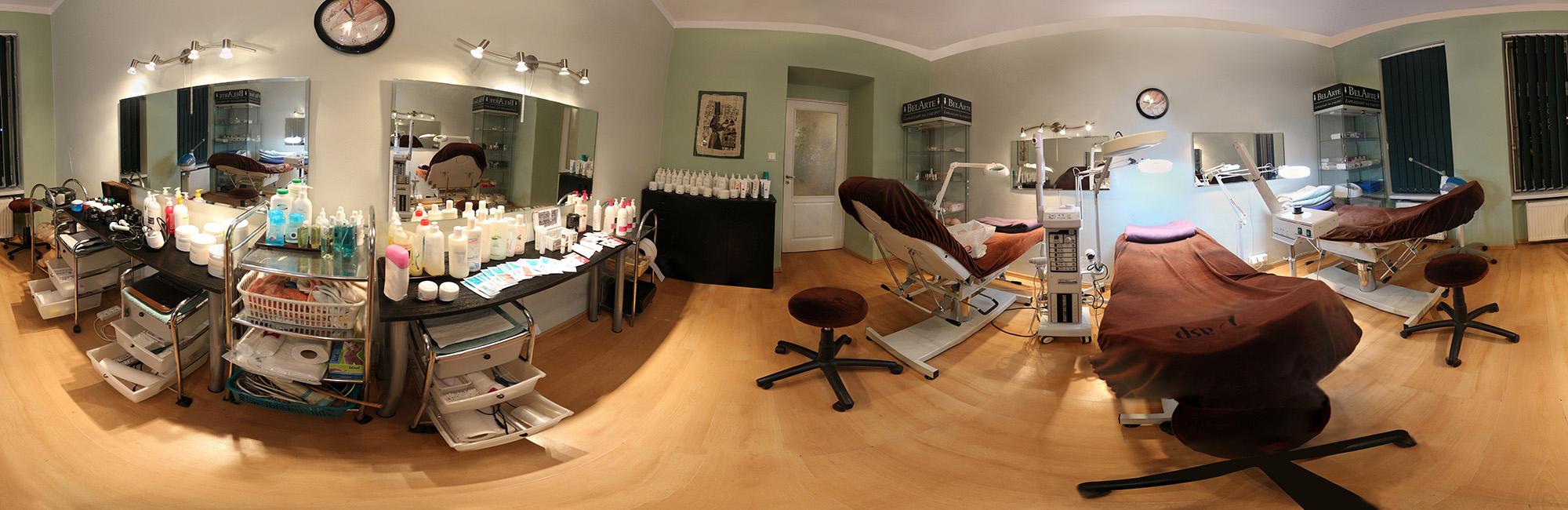 Sala Kosmetyki Praktycznej