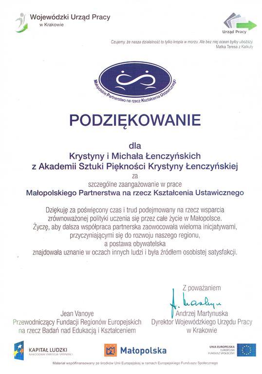 Małopolskie Partnerstwo Kształcenia Ustawicznego