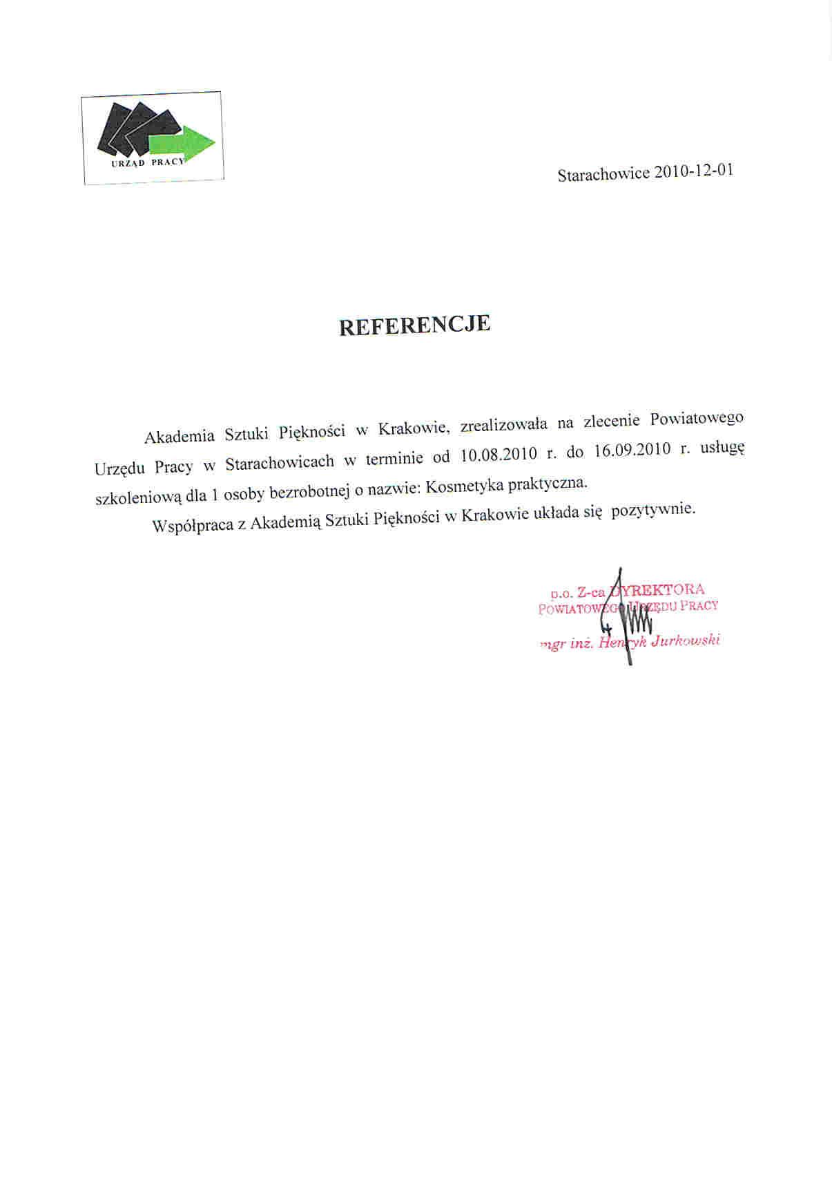 Powiatowy Urząd Pracy w Starachowicach-Starachowice