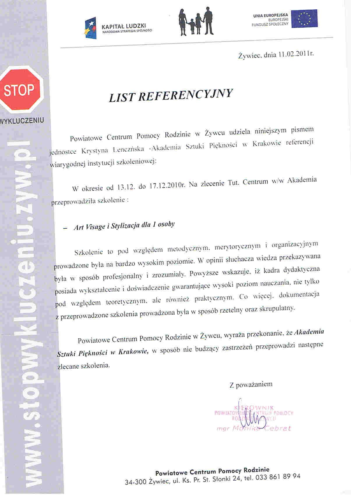 Powiatowe Centrum Pomocy Rodzinie w Żywcu-Żywiec