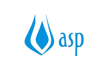 Logotyp ASP