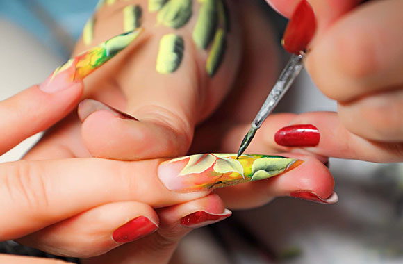 Kurs Zdobienia Farbkami Akrylowymi